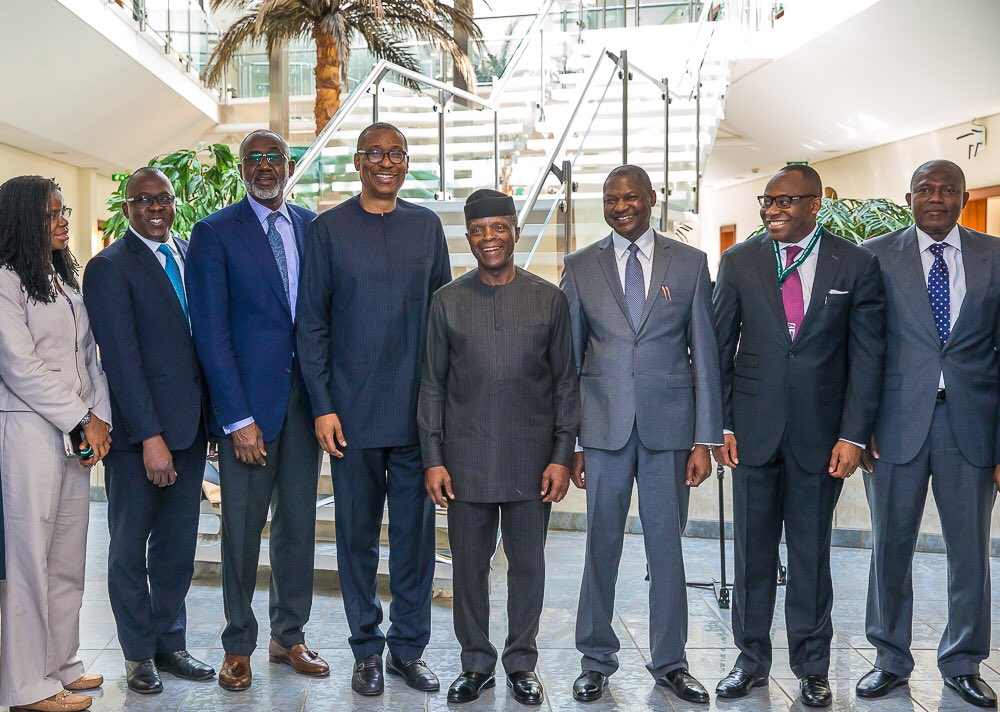 Federal Government Committed to Development of Special Economic Zones